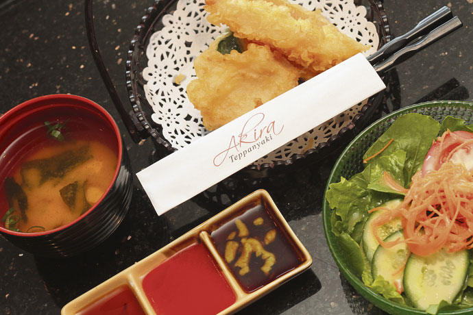 Best restaurants for a first date the western weekender for Akira japanese cuisine