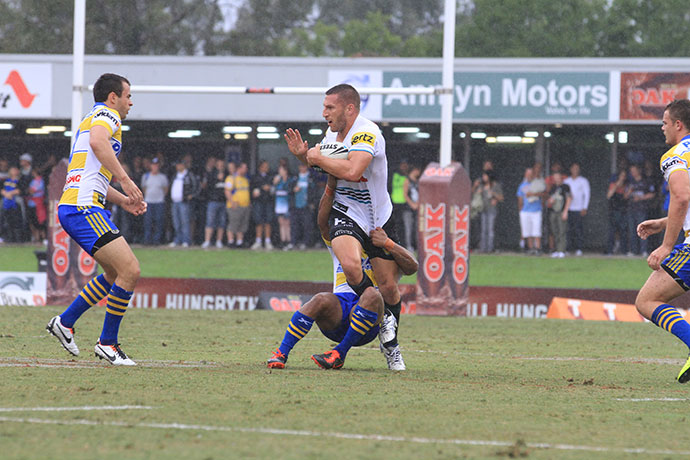 Oliver Brown Penrith Panthers