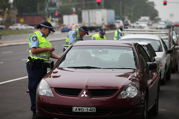 Police will be out and about on local roads