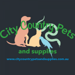 City Country Pets and Supplies Logo
