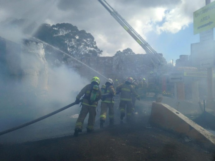 Photo: St Marys Fire and Rescue