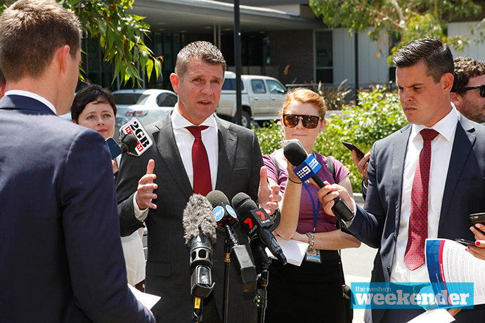 Shock resignation: Mike Baird calls it quits as NSW Premier