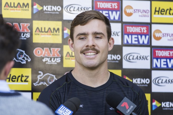 NRL rookie Billy Burns promises a summer to remember | The