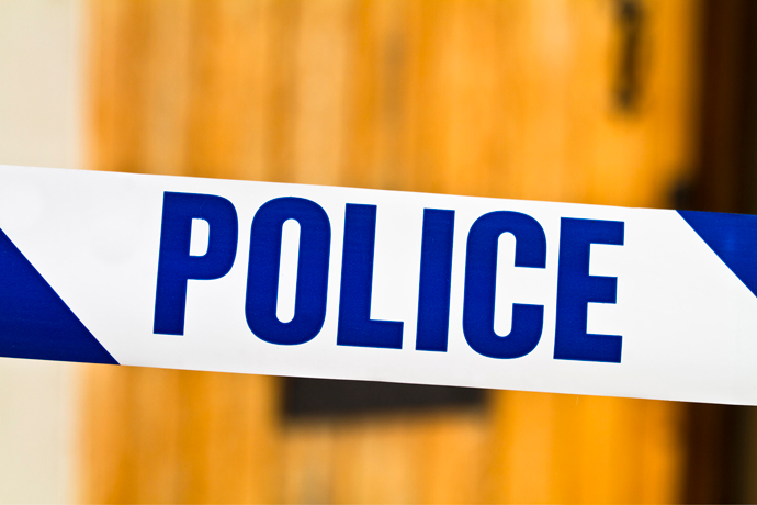 Robbery at Kingswood convenience store