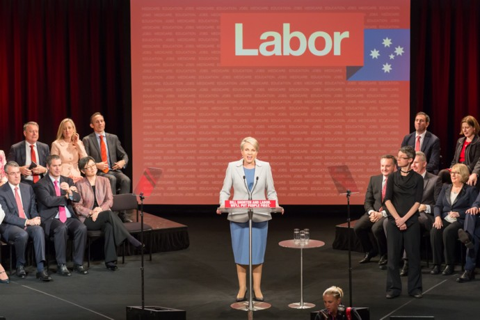 Tanya Plibersek. Photo: Megan Dunn