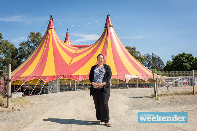 Michelle Tormey wants circus bans to go further. Photo: Megan Dunn